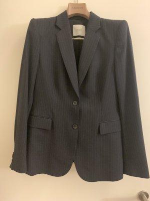 Original dunkelblauer Nadelstreif Blazer von Filippa k, Größe xlarge. Kaum getragen, daher neuwertig