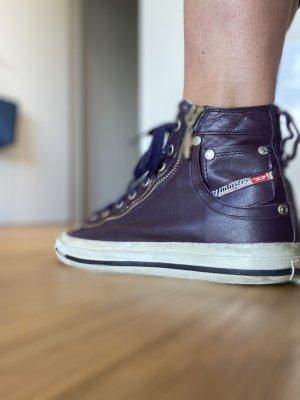 Original Echt Leder Diesel Sneaker