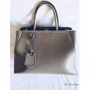 Original FENDI 2Jours Medium Bag