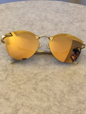 Original FENDI FF0040/S New Authentic Iridia Sonnenbrille Damen