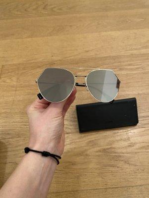 Fendi Glasses silver-colored