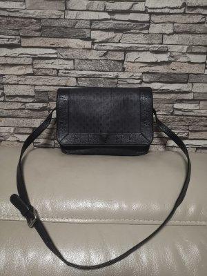 Original Fendi Vintage Tasche Umhängetasche schwarz