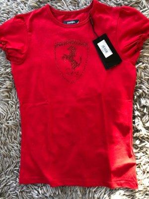 Original-FERRARI T-Shirt, Gr. 11/12J. oder 34, NEU !