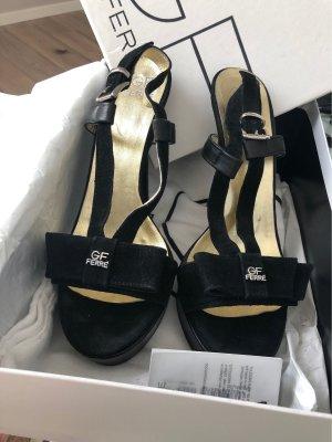 Original Ferré High Heel Luxus Sandaletten