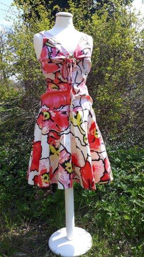 Roberto Cavalli Summer Dress multicolored