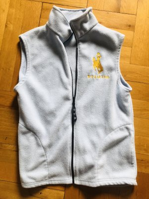 Original Fleece Weste WYOMING Cowboy Style
