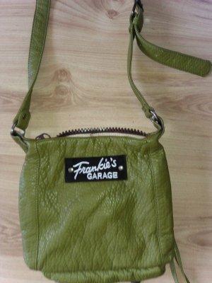 Original Frankies Garage kleine Tasche Grün