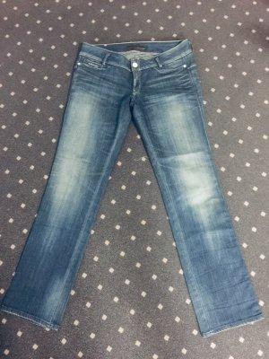 G-Star Boot Cut Jeans blue mixture fibre