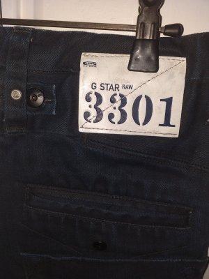 ORIGINAL  G-STAR RAW DENIM Blue Jeans Rock  NP 89,00€    Gr.36