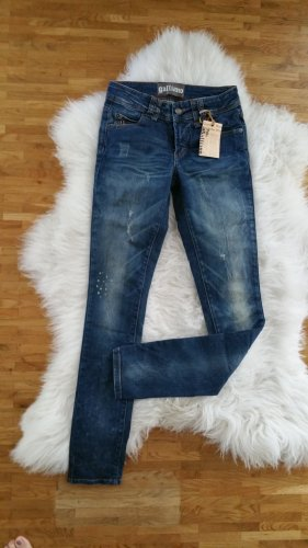 Original Galliano by Dior high waist skinny jeans w26 it40