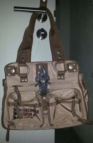 George Gina & Lucy Crossbody bag light brown-beige