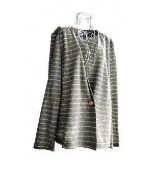 Original Givenchy Strickjacke Cardigan langarm boucle tweed