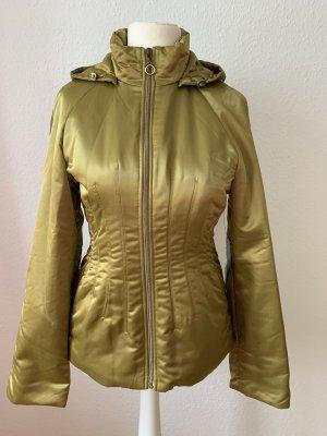 Original Goldene Betty Barclay Damenjacke Größe 36