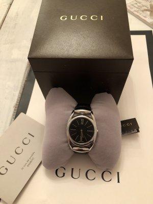 Original Gucci Armbanduhr Damen Leder Armband neu mit Etikett