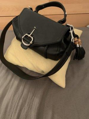 Gucci Bolsa de hombro negro