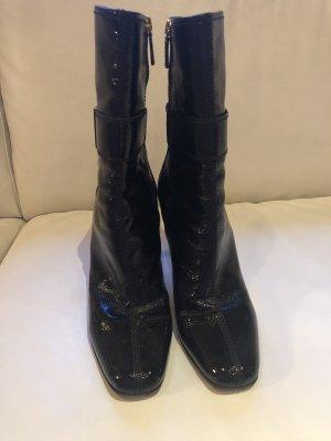 Original Gucci blase (Leder) booties