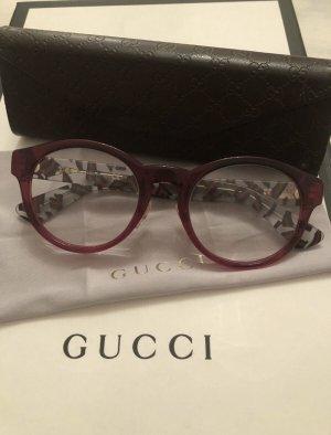 Original Gucci Brillengestell mit Gläser +2,00 zum lesen