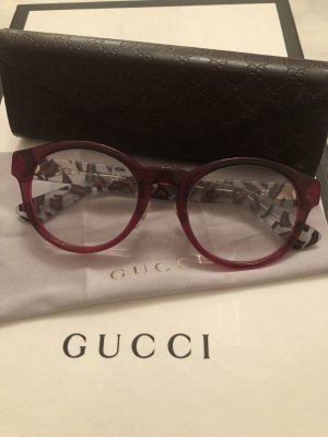 ***Original Gucci Brillengestell*** Neu** Rot 329€ Modell GG 3775/F