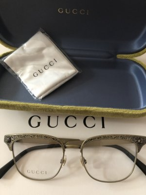 Original Gucci Brillengestell sehr edel neu mit Etui und Brillentuch 329€