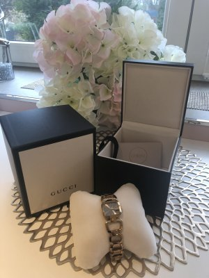 Gucci Watch With Metal Strap gold-colored-rose-gold-coloured