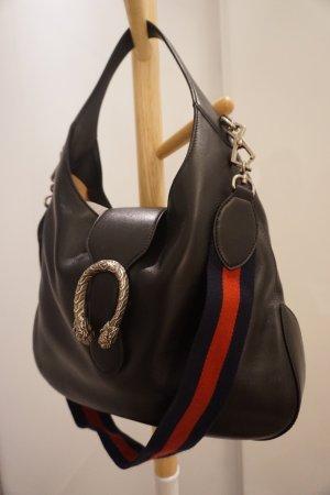 Original Gucci Dionysus Hobo Bag Glattleder schwarz OP1700€