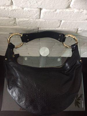 Original Gucci Guccissima Halfmoon Bag