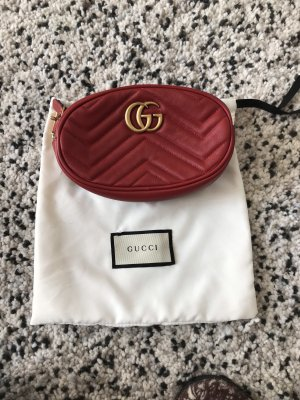 Gucci Bumbag red