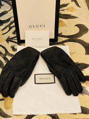 Gucci Vingerandschoenen zwart