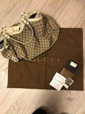 Original Gucci Hobo Bag Henkel-/Schultertasche