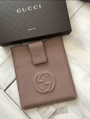 Original Gucci Leder IPad Hülle 299€