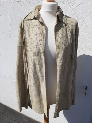 Original Gucci Lederjacke, Blazer mit original Kleiderbügel Ital.Gr. 44 (38)Vintage