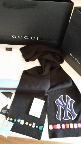 Gucci Cappello a maglia nero Cotone