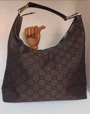 Gucci Handbag brown-dark brown