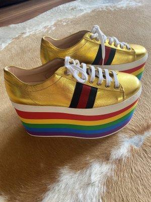 Gucci Sznurowane buty Wielokolorowy