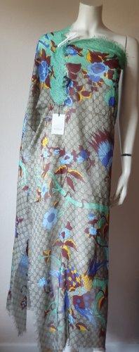 Gucci Écharpe d'été multicolore