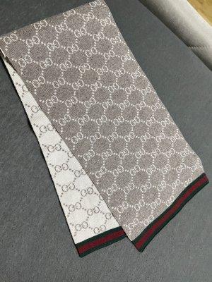 Gucci Gebreide sjaal veelkleurig