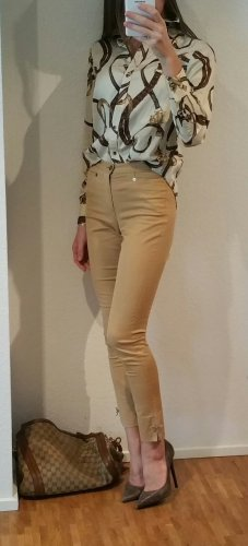 Original Gucci skinny chino Hose caramel it38 D32/ 34 w24