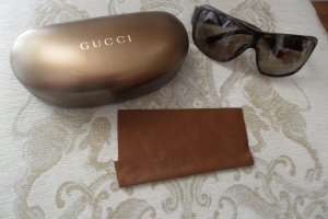Original Gucci Sonnenbrille 1544/S, Braun Gold Havanna