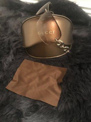 Original Gucci Sonnenbrille gold