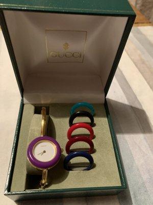Gucci Horquilla para reloj color oro