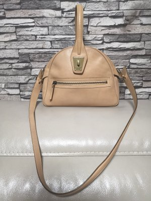 Original Gucci Vintage Tasche bag beige mini Dome