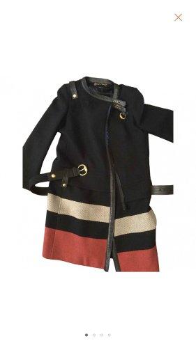 Gucci Cappotto in lana nero
