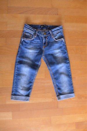 Guess Pantaloncino di jeans multicolore