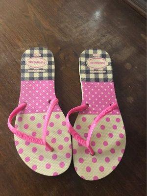 Havaianas Toe-Post sandals pink