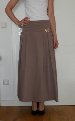 Hermès Falda larga multicolor Algodón