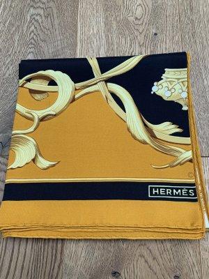 Hermès Halsdoek veelkleurig