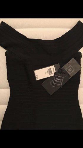 Original Hervé Léger Kleid schwarz XS