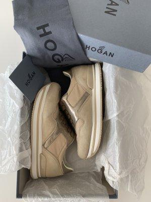 Hogan Lace-Up Sneaker multicolored