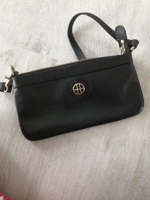 Hugo Boss Pochette black leather