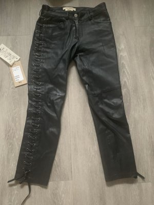 Isabel Marant pour H&M Leather Trousers black